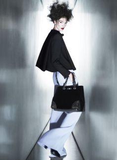 Giorgio Armani Fall/Winter 2013-14 #Fall #Winter #Armani #Fashion #Style #CRFallFashion
