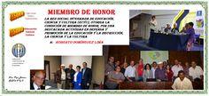 ECyC Roberto Domínguez Miembro de honor