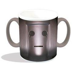 Awesome Cyberman Mug