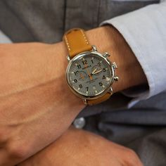 The watch he wants for Valentine's Day.