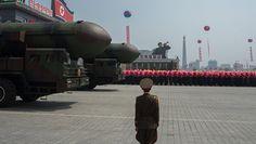 Το Κουτσαβάκι: Νότια Κορέα ανέφερε εκτόξευση πυραύλου από την  Βό...