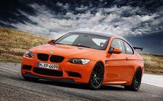 bmw m3 gts | BMW M3 GTS Orange 1920x1200 WIDE