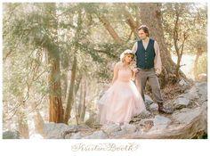 {Steve and Savannah} Enchanted Fairytale Engagement Photos in the Foggy Woods » The Storybook | Fairytale Wedding Photographer Blog