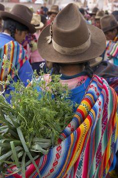 Chincherro Market, Cusco, Peru | David Noton Photography