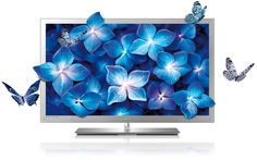 Samsung - 2010 - 3D LED TV BTL communication #Dandelio #dieciannidiidee