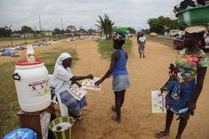 ONU lança projeto para combater ebola