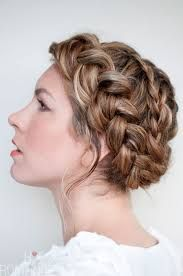 Image result for plaited wedding hairstyles