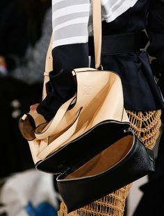 Loewe's Fall 2016 Bags Have Positioned the Brand to Compete with Hermès, According to Vogue