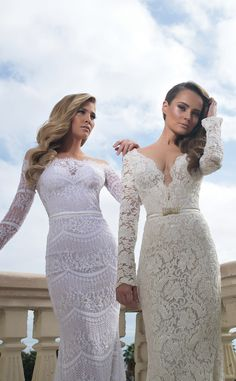 Shabi & Israel 2015 Wedding Dresses