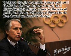 Le Olimpiadi comunali a Roma: al ballottaggio Raggi e Malagò