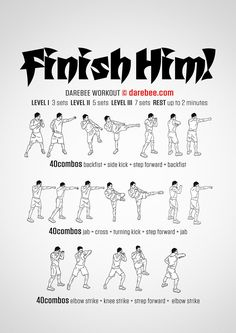 Some Tips, Tricks, And Methods To The Perfect martial arts workout Boxing Training Workout, Mma Workout, Kickboxing Workout, Gym Workout Tips, At Home Workouts, Studio Workouts, Martial Arts Workout, Martial Arts Training, Sport Fitness