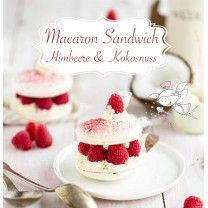 Rezept & Materialien für leckere Macaron Sandwiches von Féerie Cake