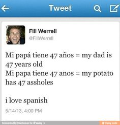 I cracked up. Please excuse the language but accents really do make a difference.