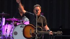 Bruce Springsteen - Drift away & Roll of the dice Hannover 28.5.2013
