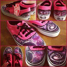 Galaxy Vans.