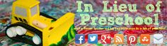 A blog full of ideas for preschoolers.