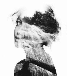 Blissful Double Exposure Portraits that Will Make You Awe in Photography