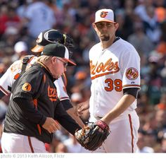 Jason Hammel will be the key pitcher in the second half for the Baltimore Orioles