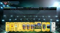 FIFA 14 Pack Opening ITA - Giulius9 - Sanchez IF IN A PACK!!!!?
