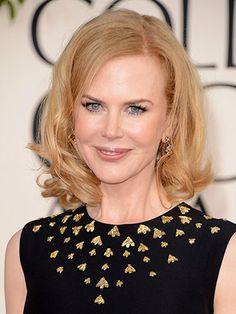 2013 Golden Globes: Nicole Kidman