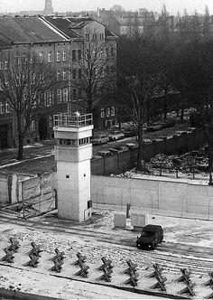 Bernauer Strasse 1985