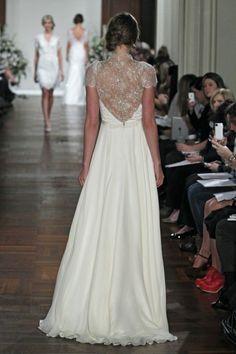 1940's wedding dress inspiration