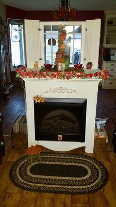 Fall Decor, Home Decor, Homemade Home Decor, Decoration Home, Interior Decorating