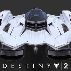 Destiny 2 - Player Ships, Mark Van Haitsma on ArtStation at https://www.artstation.com/artwork/8dZex