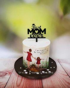 Mother's Day Cake by Urvi Zaveri
