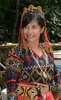Native T'Boli Costume