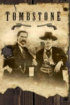 "the movie with Kurt Russell and Val Kilmer. Filmed in Old Tucson & Tombstone AZ. Experience old western movie sets, Tucson and Tombstone and 'the town too tough to die"" Sam Elliott, Val Kilmer, Films Cinema, Cinema Tv, Best Movies List, Great Movies, Awesome Movies, Tombstone Movie Quotes, Tombstone 1993"