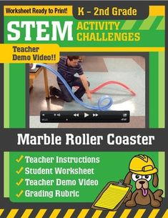 engineering project for kids build a straw roller coaster use straws to create a track that a. Black Bedroom Furniture Sets. Home Design Ideas