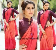Rashi Khanna in Shruti Sancheti photo