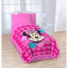 Disney Minnie Mouse Blanket - Walmart.com