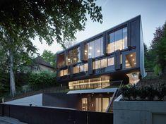 Haus in Linz von dworschak + mühlbachler / St. Magdalenas neues Wohnen - Architektur und Architekten - News / Meldungen / Nachrichten - BauNetz.de