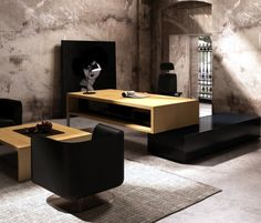 Diese Wunderschöne Ideen Für Modernes Büromöbel Design Wurden Vom  Möbelhersteller ERSA Angeboten. Für Die Moderne Office Einrichtung Von ERSA  Wurden
