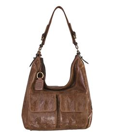 Take a look at this Brown Charlie Hobo by Ellington on  zulily today!  Ellington 882446bbc0db2