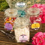 """Apothecary Jar Favors and don't forget the """"counting"""" game!!!"""