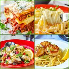 20 of our best Pasta Dinners from over the past decade on Rock Recipes. From family favourites to dinner party worthy dishes, all are easy to prepare and sure to impress. Rock Recipes, Pecan Recipes, Coconut Recipes, Cooking Recipes, Pie Recipes, Pasta Dinner Recipes, Pasta Dinners, Easy Pasta Recipes, Chicken Recipes