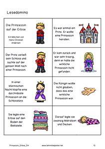 Märchen von Hans Christian Andersen: Die Prinzessin auf der Erbse