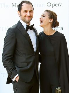 Star Tracks: Tuesday, September 27, 2016 | RED CARPET CUTIES | There's the undeniable spark between actors Matthew Rhys and Keri Russell at the Met Opera 2016-2017 season opening performance of Tristan und Isolde in N.Y.C.