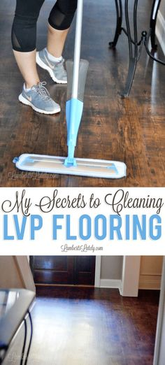 Tips How To Clean Vinyl Plank Flooring The Best Way Hack My - Best floor cleaner for vinyl planks