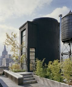 Pre-war loft apartment with water tank 'getaway'