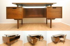 Amazing of Mid Century Modern Office Desk Cozy Mid Century Office Desk Fresh Design Mid Century Modern in Home Interior Design Reference