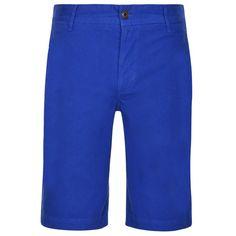 BOSS ORANGE Chino Shorts ($64) ❤ liked on Polyvore featuring men's fashion, men's clothing, men's shorts, mens summer shorts and mens chino shorts