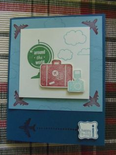 Birthday cards by monkswife - Cards and Paper Crafts at Splitcoaststampers