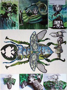 Top Art Exhibition - Printmaking » NZQA