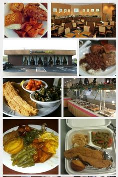 The Peach Tree. Soul Food Buffet Best Soul Food in Kansas City By Far