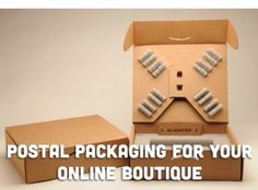 Postal packaging tips for your Online Boutique - Get the ends and outs of packaging and shipping your online boutique products.