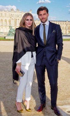 Olivia Palermo and Johannes Huebl\'s stylish travel diary and tips